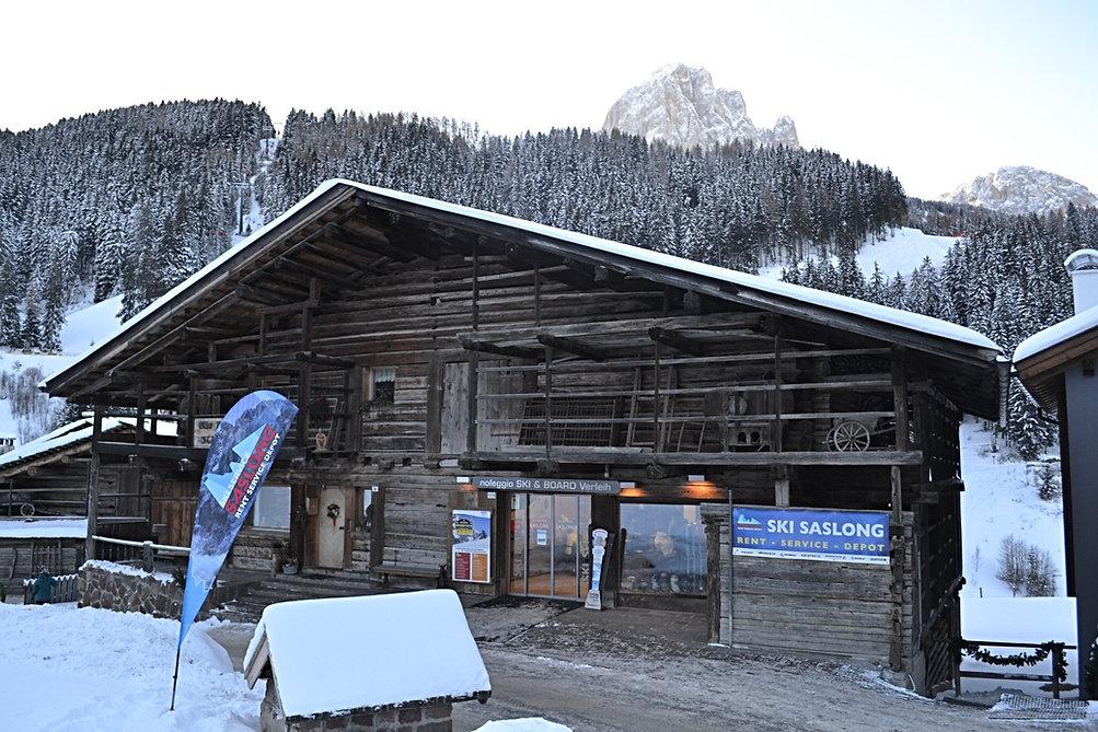 Skiverleih Gröden - Skidepot - Skiservice