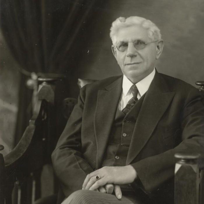 Louis Berkof