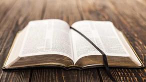 """Section """"Étudier la Bible"""" ouverte"""