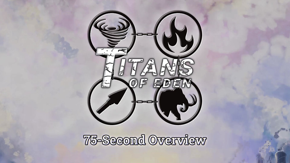 Titans Of Eden 75-Second Gameplay Overview