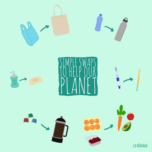 SWAPS FOR THE PLANET