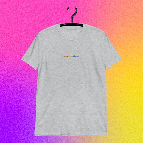 Rainbow Hashtag Tshirt