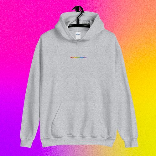 Rainbow Hashtag Hoodie