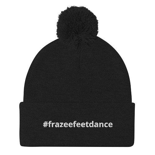 Frazee Feet Dance Beanie
