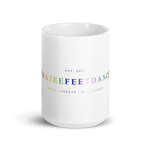 Frazee Feet Dance Coffee Mug