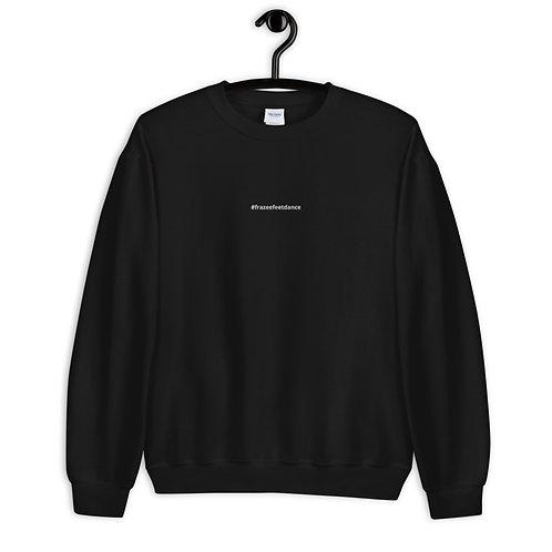 Hashtag Crewneck Sweatshirt