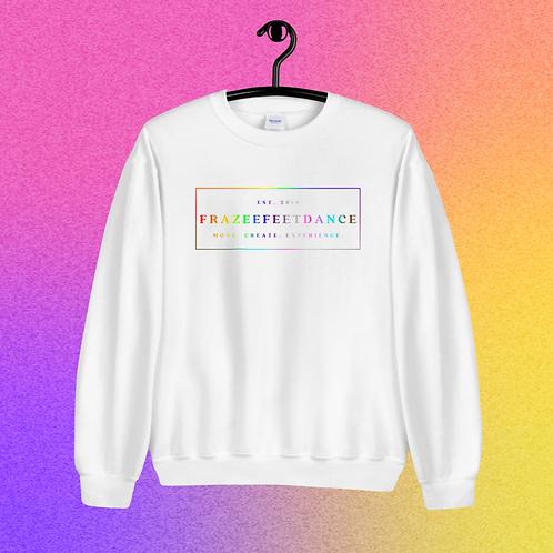 Rainbow Logo Crewneck