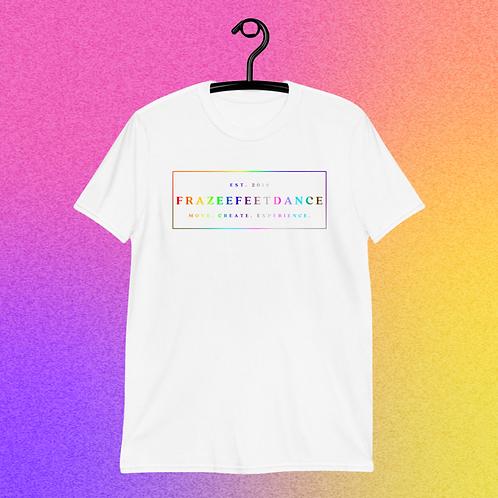 Rainbow Logo Tshirt
