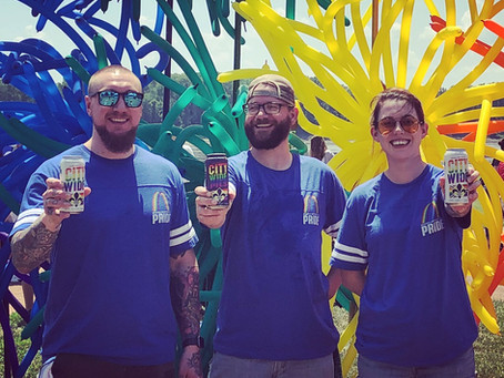 4 Hands Brewing Co. Is Tower Grove Pride's Best Suds Buds!