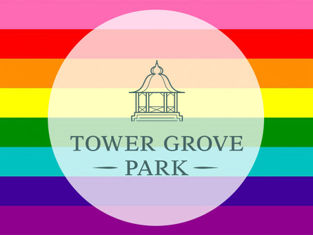 Tower Grove Park Loves Tower Grove Pride!