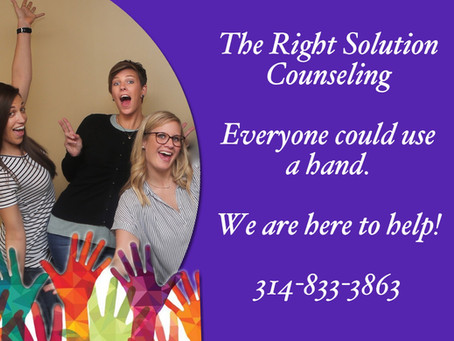 Right Solution Counseling Is Partnering With Tower Grove Pride!