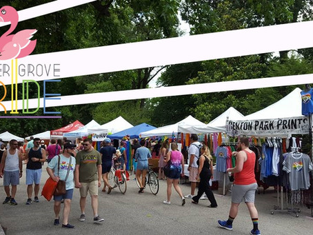 Tower Grove Pride Has Over 250 Booths This Year!