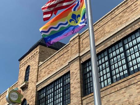 Garcia Properties Rocks Out at Tower Grove Pride!