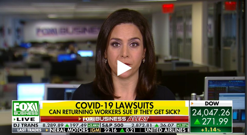 Covid-19 Employer Lawsuits