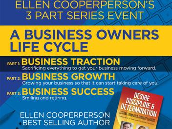 Ellen Cooperperson- WORKSHOP