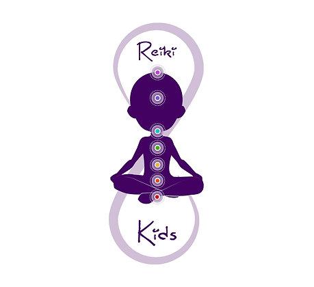 Donate Reiki Kids Level 1 Workbook