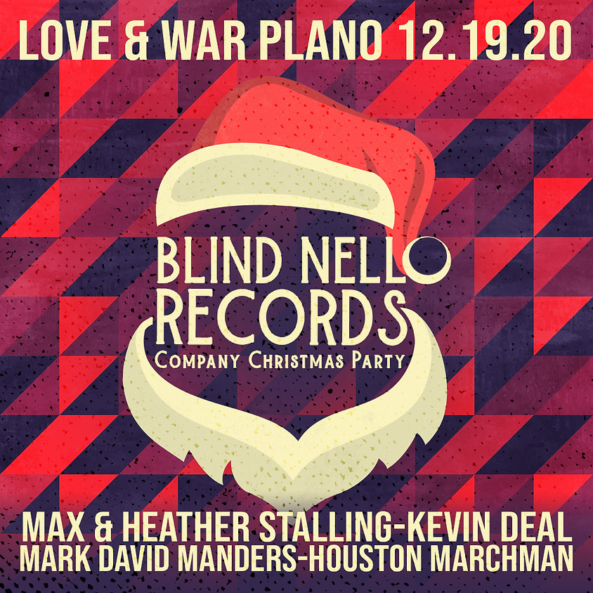 Blind Nello Records - Christmas Party (1)