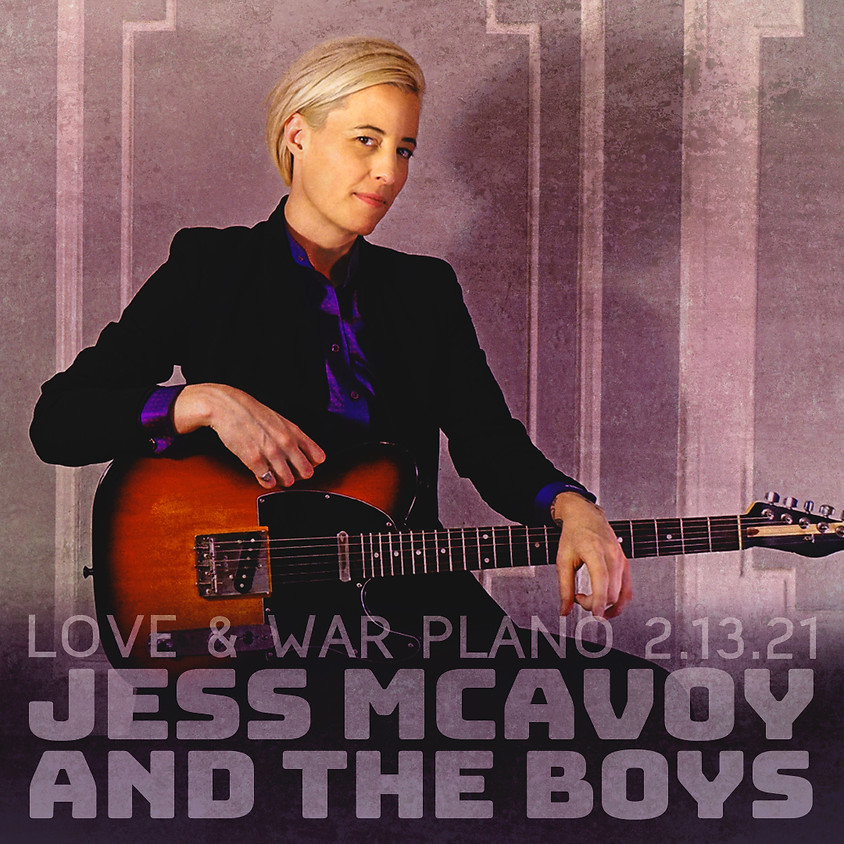 Jess McAvoy & The Boys