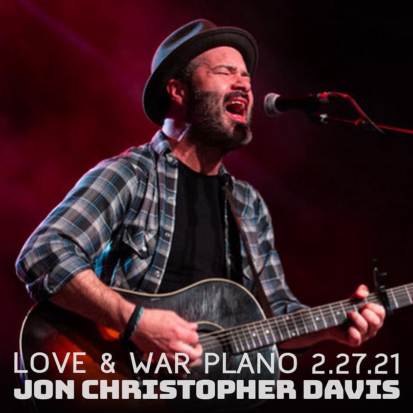 Jon Christopher Davis - Shiner Sunday - Free Show