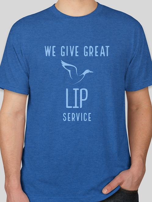 LIP Service (Blue)