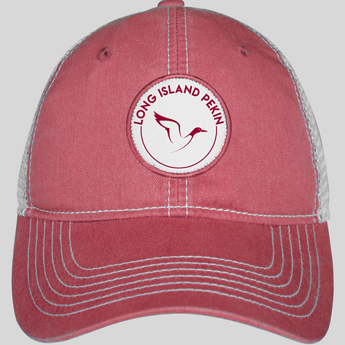 Long Island Pekin Trucker (Red)