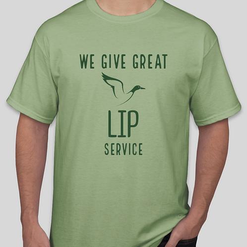 LIP Service (Green)