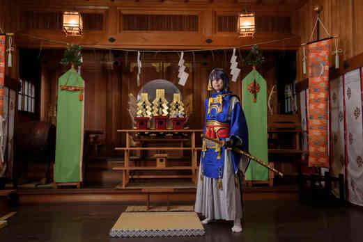 森町稲荷神社