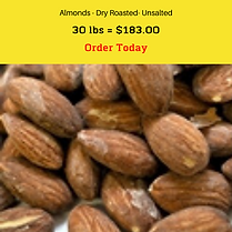 Nuts Almonds dry roasted unsalted 3.png