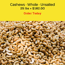 Nuts Cashews whole - unsalted.png