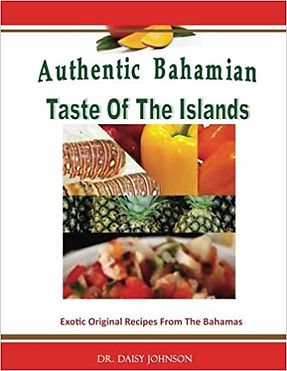 Authentic Bahamian Cover Taste of The Is