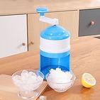 Ice Machine Custom Logo Blue Household Kitchen Household Manual Ice Crusher Ice Machi.jpg