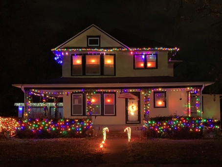 Making spirits BRIGHT this holiday season with Perry Pride's Annual Christmas Lights Appreciation