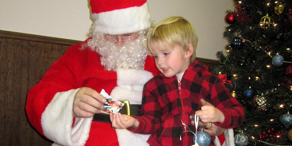 Soup with Santa