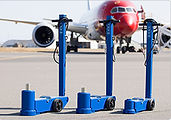 aircraft lifting equipment