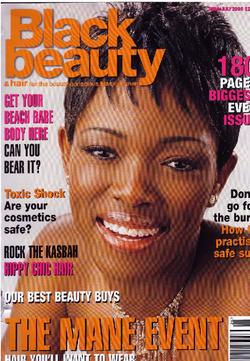 Black Beauty & Hair (UK) June 2005
