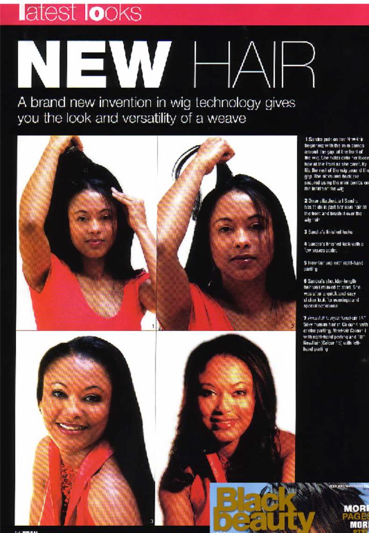 Black Beauty & Hair (UK) Feb 2004
