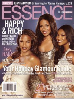 Essence (US) Dec 2007