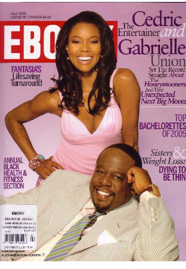 Ebony (US) July 2005