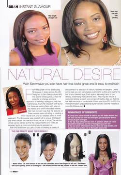 Black Beauty & Hair (UK) June 2009