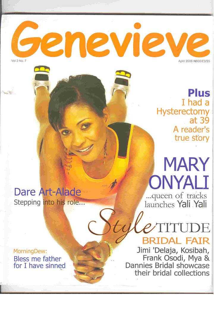 Genevieve (Nigeria) April 2006
