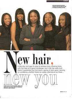 Black Hair (UK) June 2006