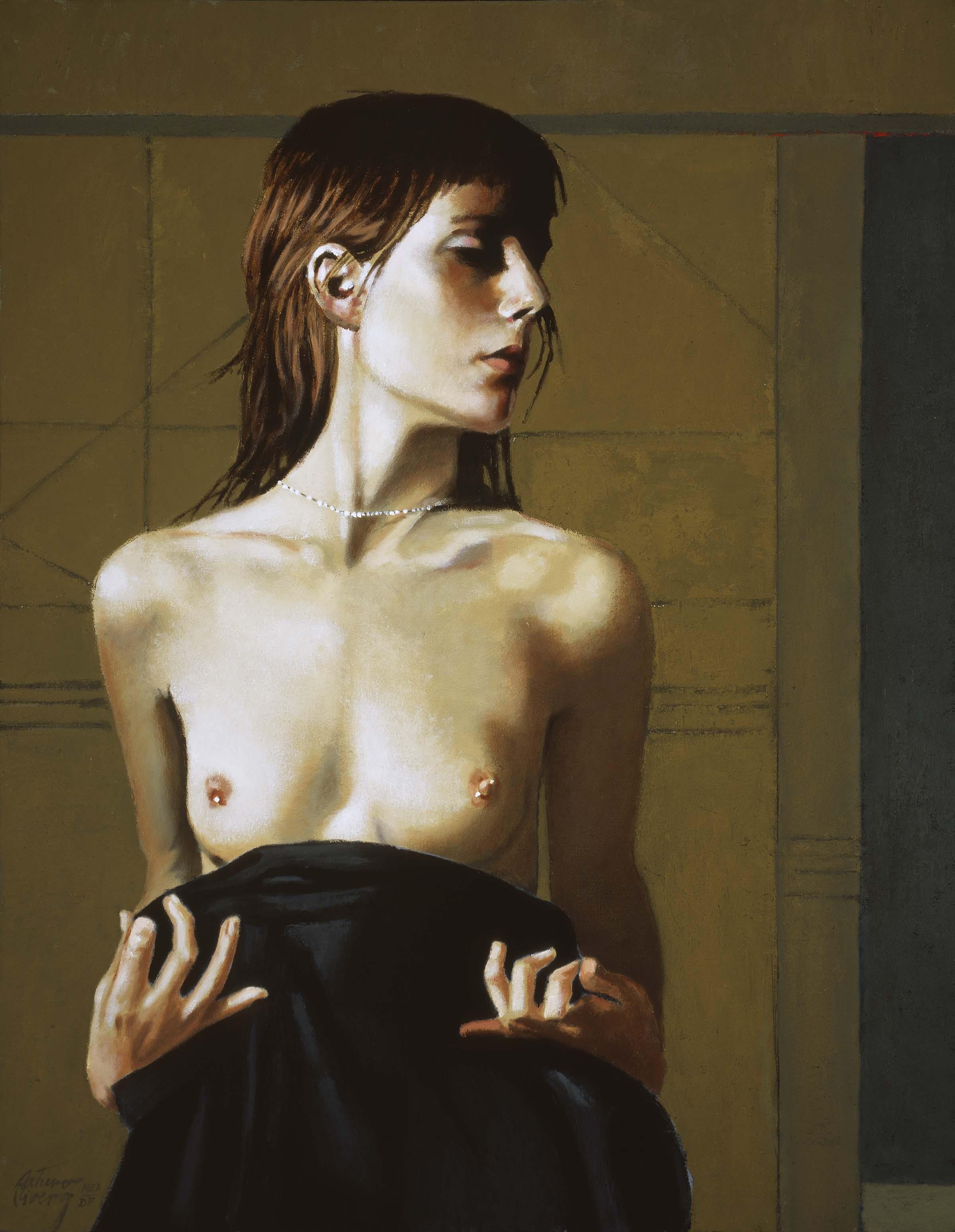 Naked Leora
