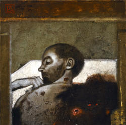 The death of Egon Schiele