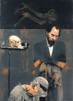 The surgeon and the painter