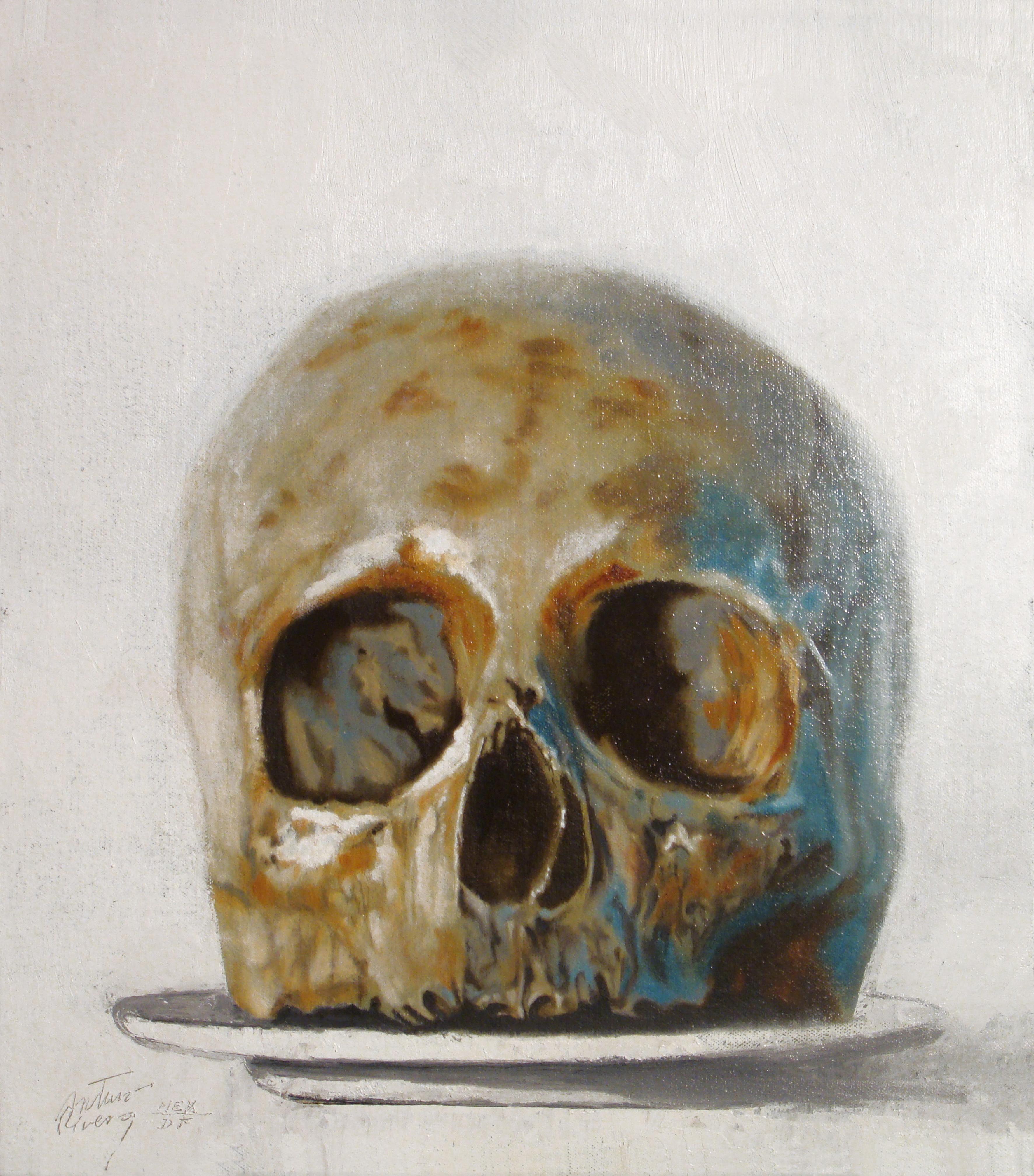Dish skull