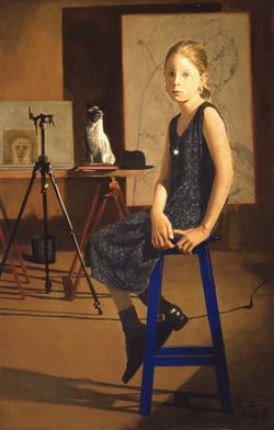 Emilia's portrait