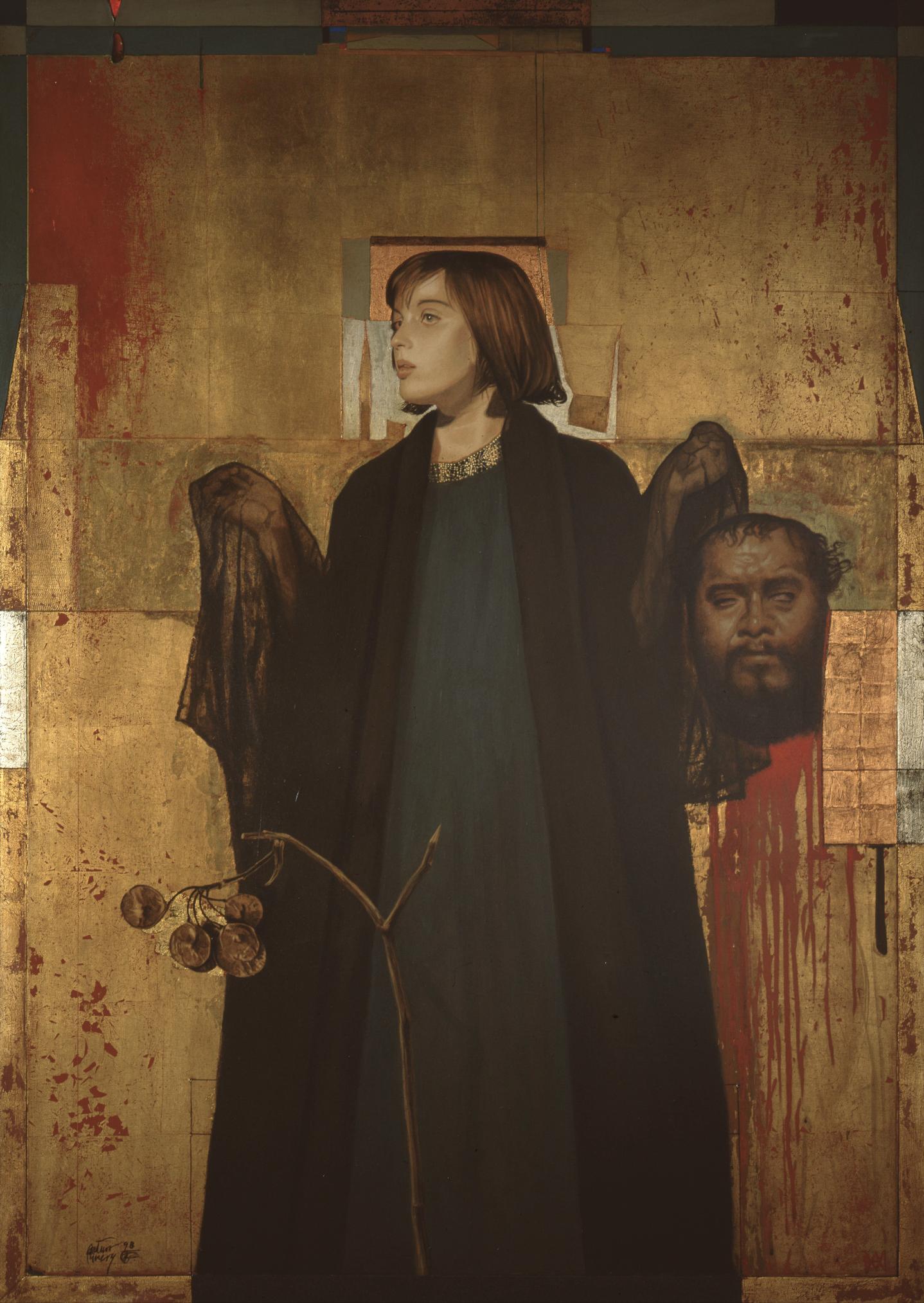 Judith's premonition