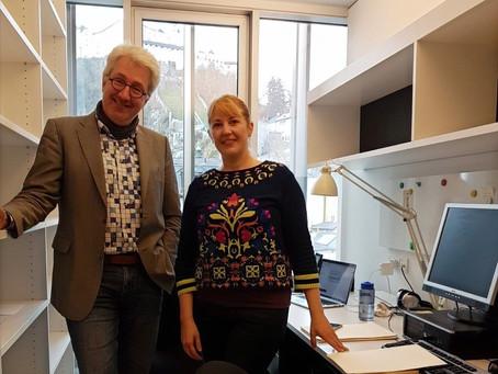RCM Researcher visits Salzburg