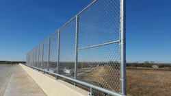 Chain Link Fence Highway Fence