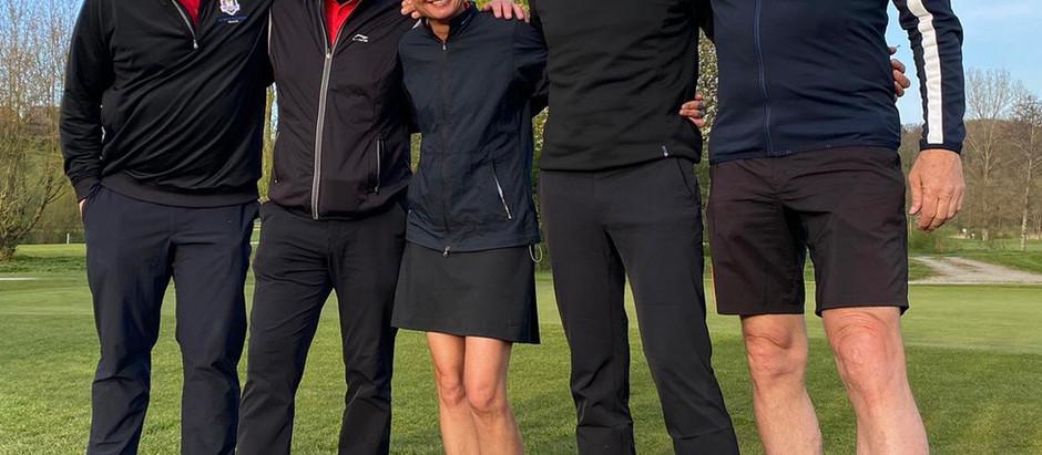 Erfolgreicher Einstieg in die Saison 2021 für das Coupe Helvétique Team